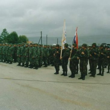 29. OBLJETNICA: Prva vojnička prisega u Herceg-Bosni upriličena u Kongori