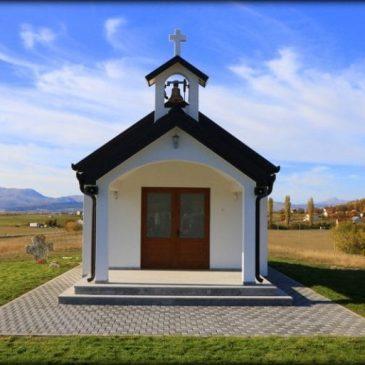 NAJAVA: Sutra akcija detaljnog čišćenja kapelice