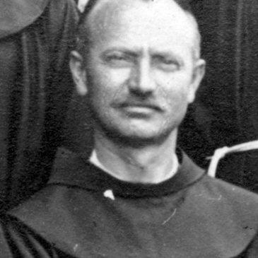 POBIJENI FRANJEVCI: fra Paško Martinac (1882.-1945.)