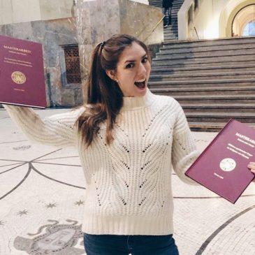 KATARINA VUKADIN – druga diploma u corona vremenima