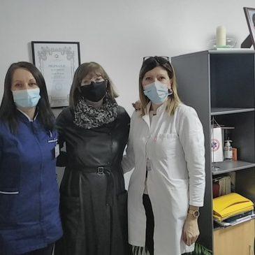 AKAZ: Obavljen prvi dio opće obuke za djelatnike Doma zdravlja Tomislavgrad