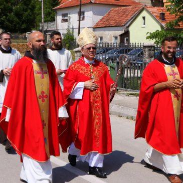 RTV HB: Sveta misa – Crkva svetog Nikole Tavelića