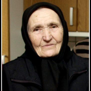 PREMINULA MARA ŠARAC – BATAKUŠA (1932.-2021.)