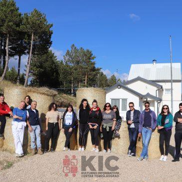 BRAVO KIC: Uspješno je završena 8. međunarodna likovna kolonija Tomislavgrad – Blidinje 2021.